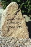 Mindes021 - Femte maj stenen i Vejlby