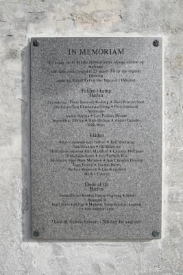 Memoriam plakette Anholt fyr-1