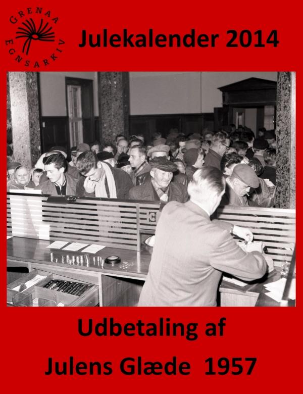 05 Udbetaling af Julens Glaede 1957