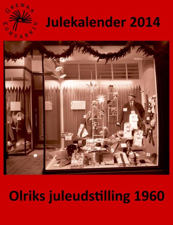 19 Olriks juleudstilling 1960