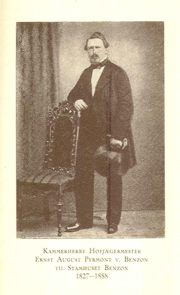 Ernst von Benzon
